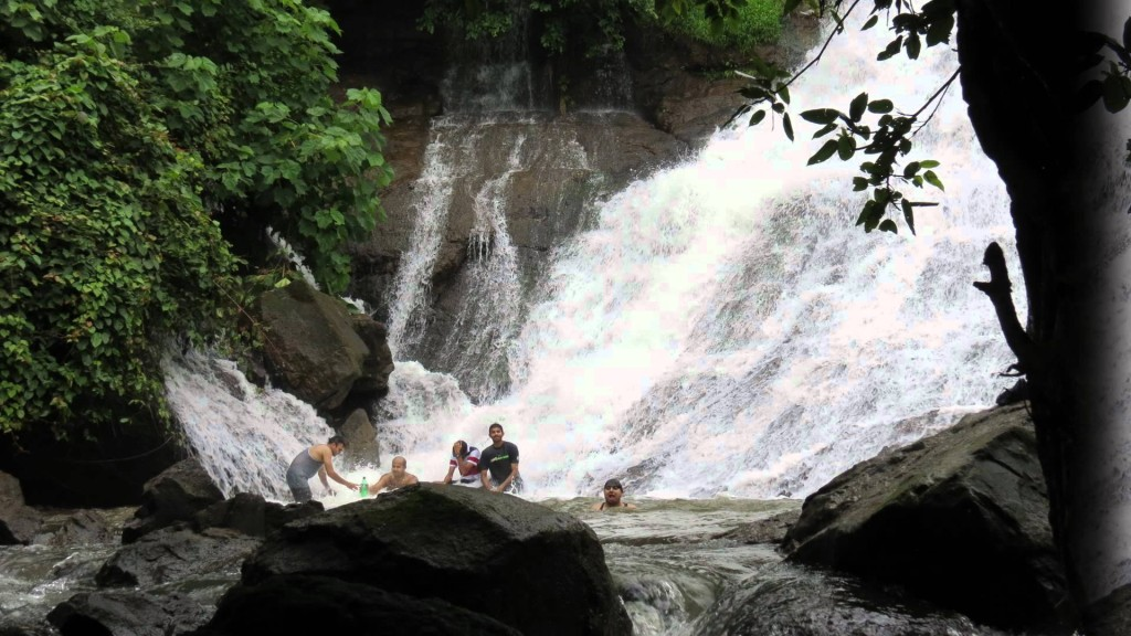 hire a taxi to visit zenithfalls
