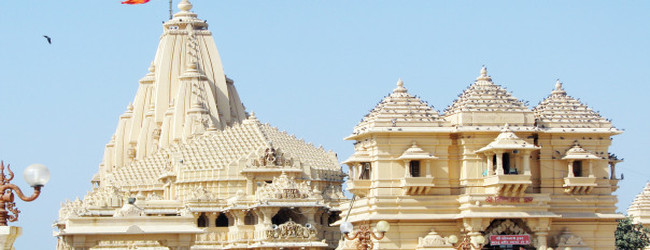 Somnath Jyotirlinga in Saurashtra, Gujarat