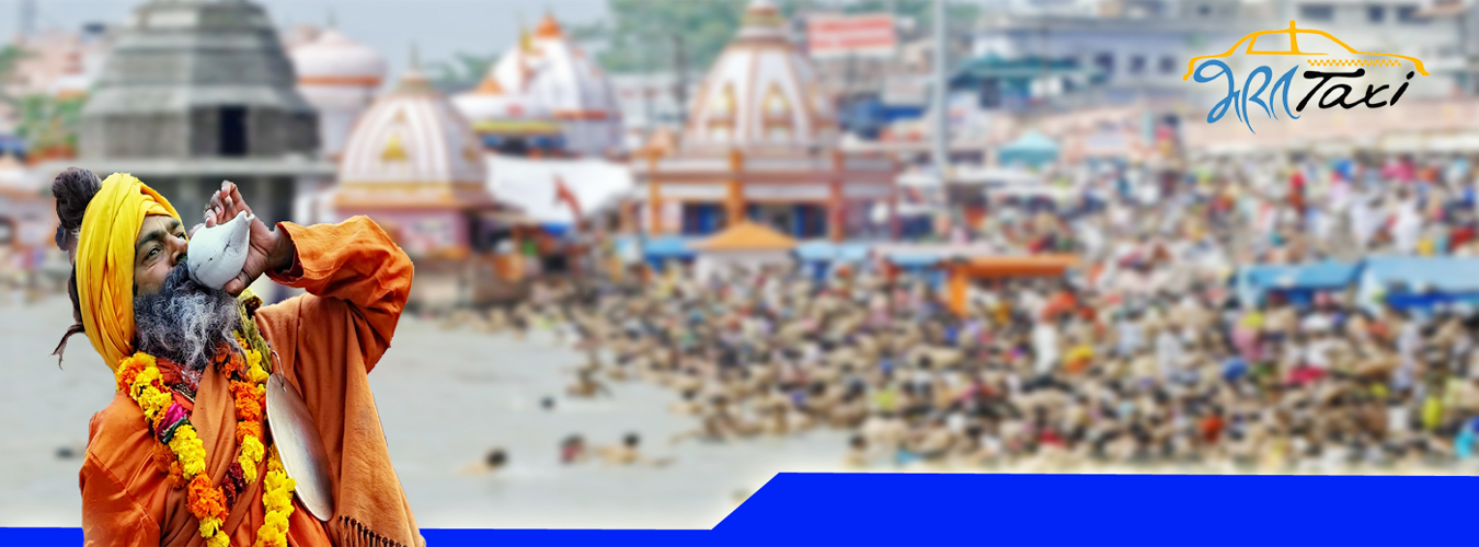 taxi booking on ardh kumbh - Bharat Taxi