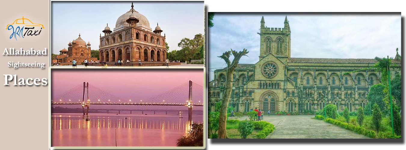 Taxi Service in Allahabad for Sight-seeing - Bharat Taxi