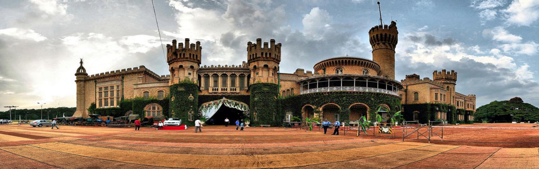 Bangalore Palace Bharat Taxi