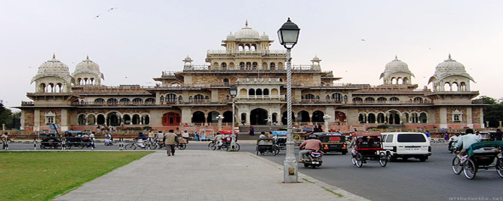 Bharat Taxi Jaipur