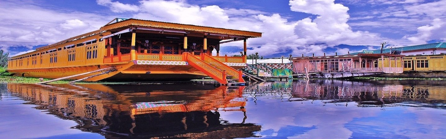 srinagar sight seeing