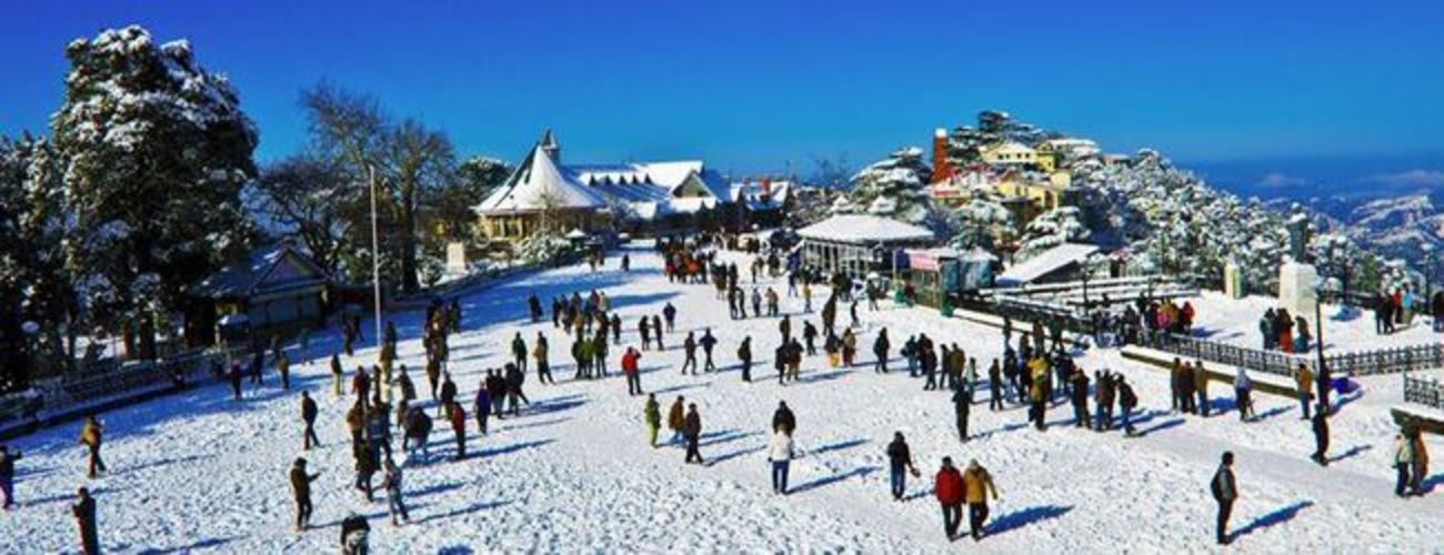 Taxi With Best Deals For Gorgeous Views of Shimla: