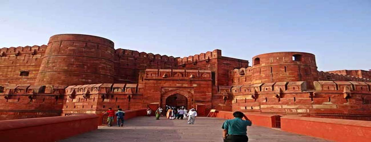 bharat taxi Agra Fort