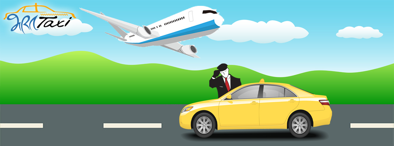 Importance of taxi pickup at major airports - Bharat Taxi