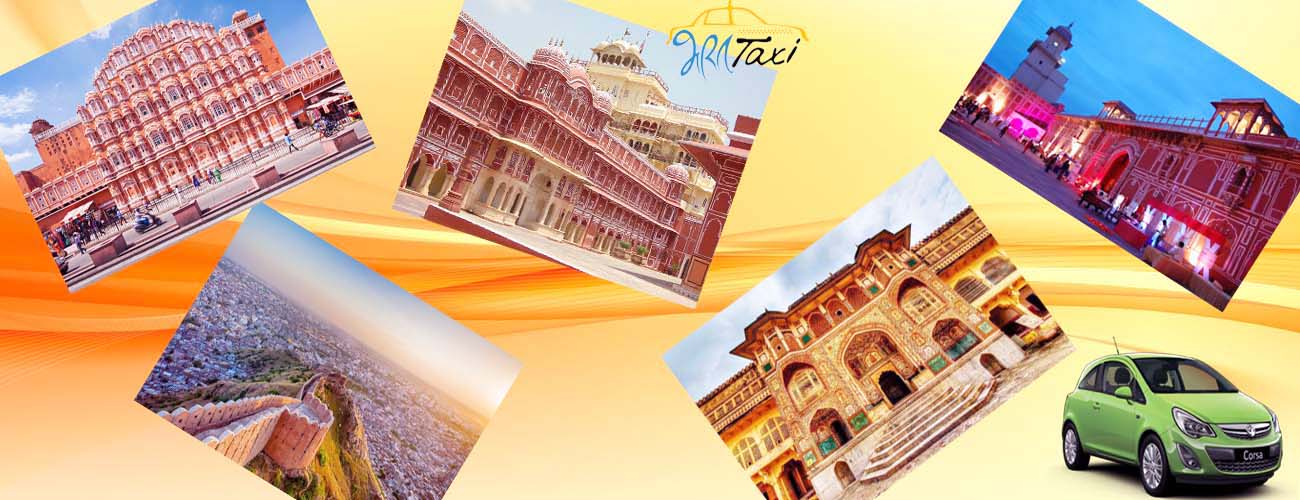 Car Rental Jaipur Bharat Taxi