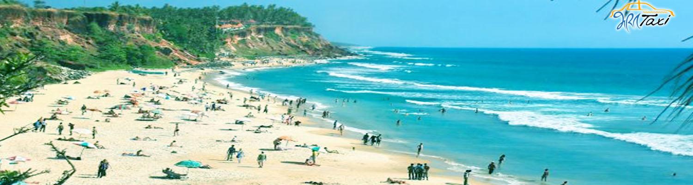 Goa Beach Bharat Taxi