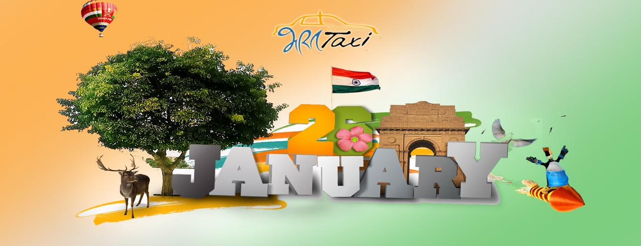 26 January Bharat Taxi