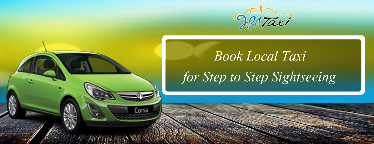 Book Local Taxi - Bharat Taxi