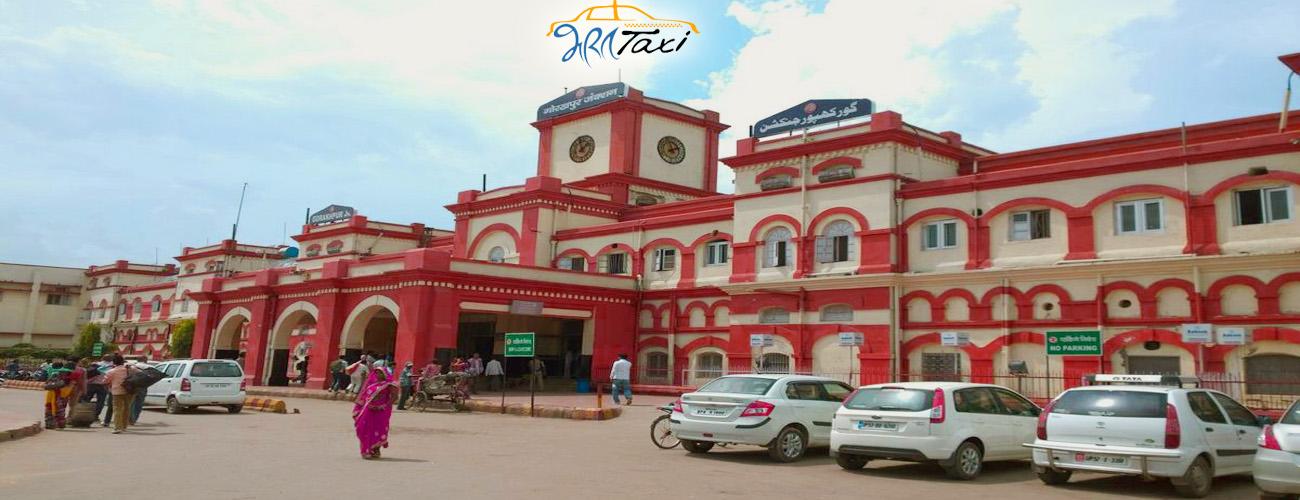 Gorakhpur Bharat Taxi