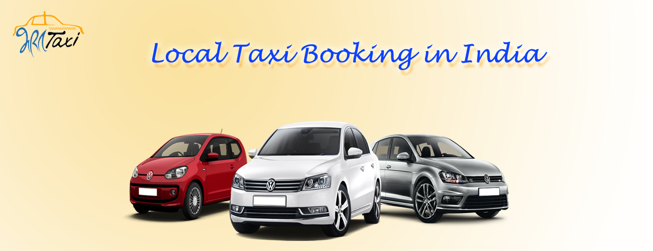 Local Taxi Booking - Bharat Taxi