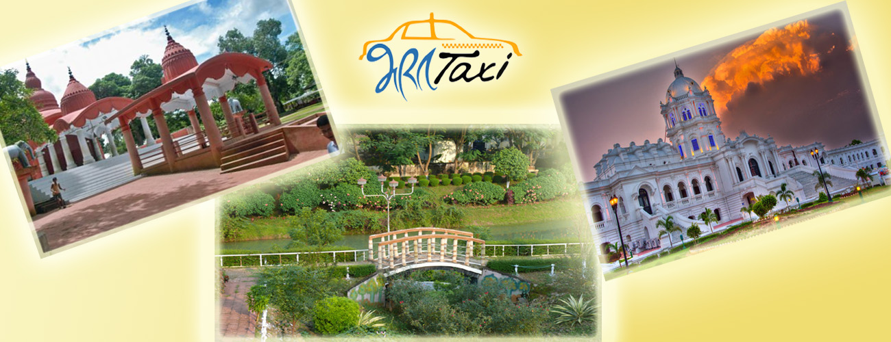 Car Rental in Agartala - Bharat Taxi