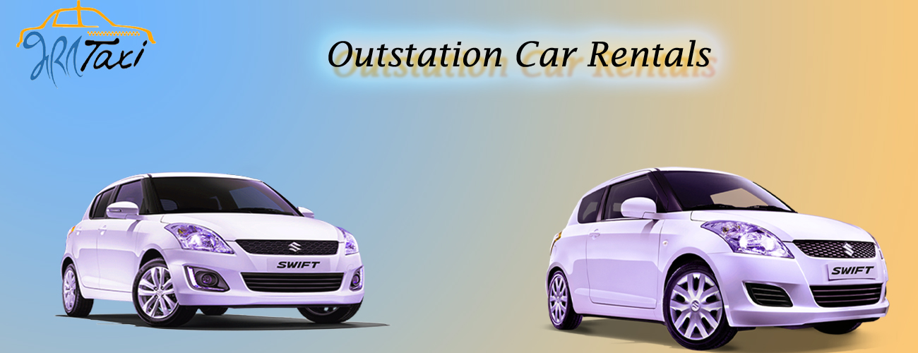 Outstation Car Rentals - Bharat Taxi