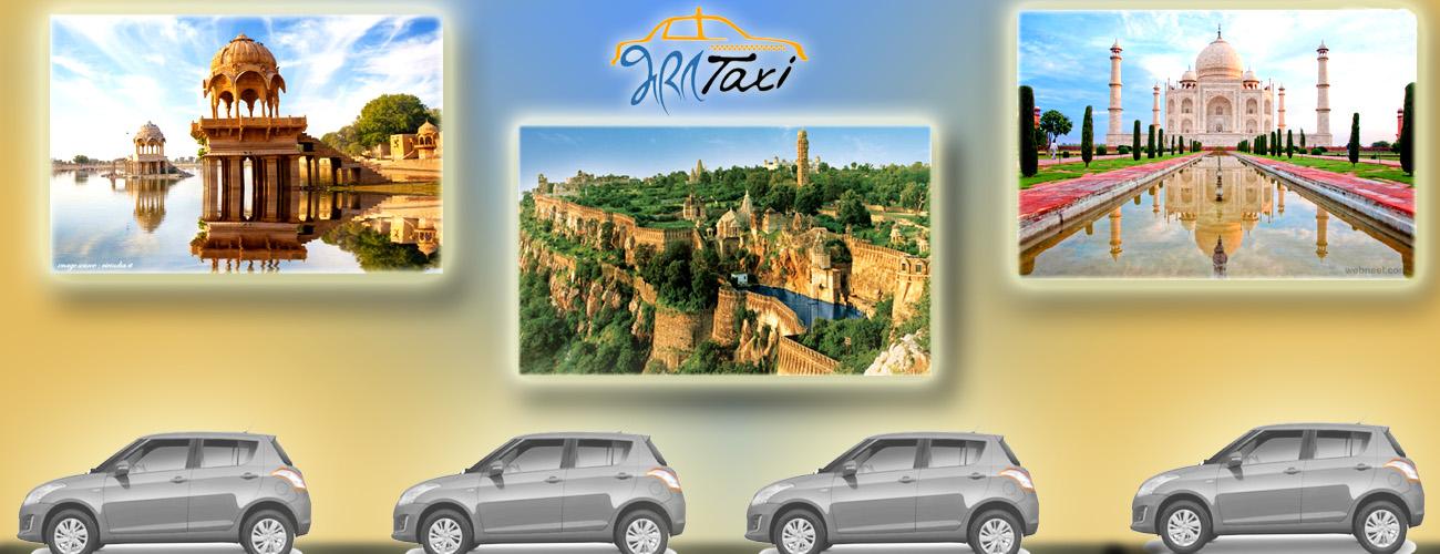 Car Rentals in India - Bharat Taxi