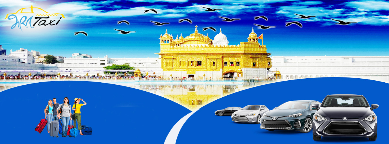 Amritsar Tour - Bharat Taxi