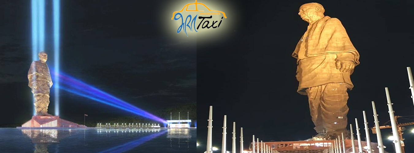 Statue of Unity - Place to Visit in Gujarat - Bharat Taxi