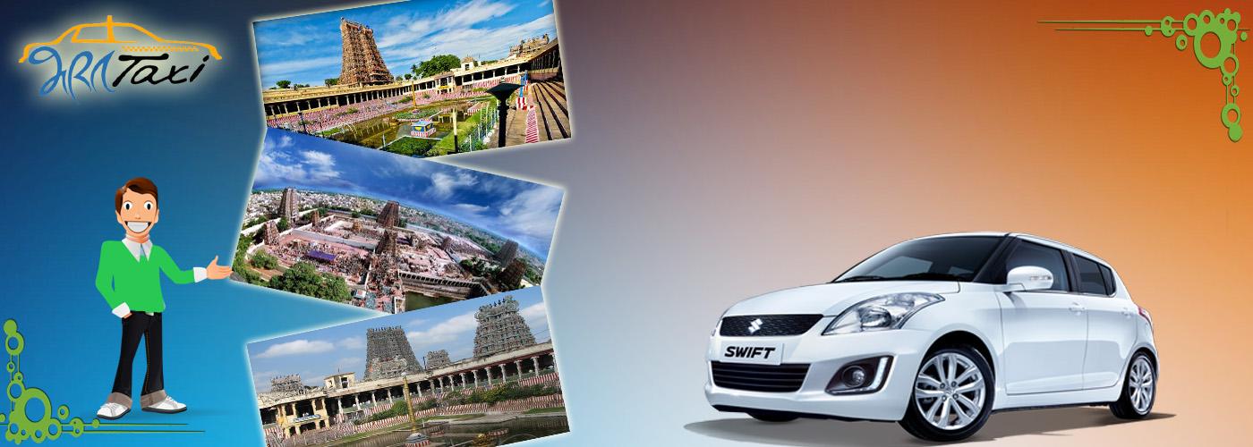 Madurai Meenakshi Temple SpecialDarshan - Bharat Taxi