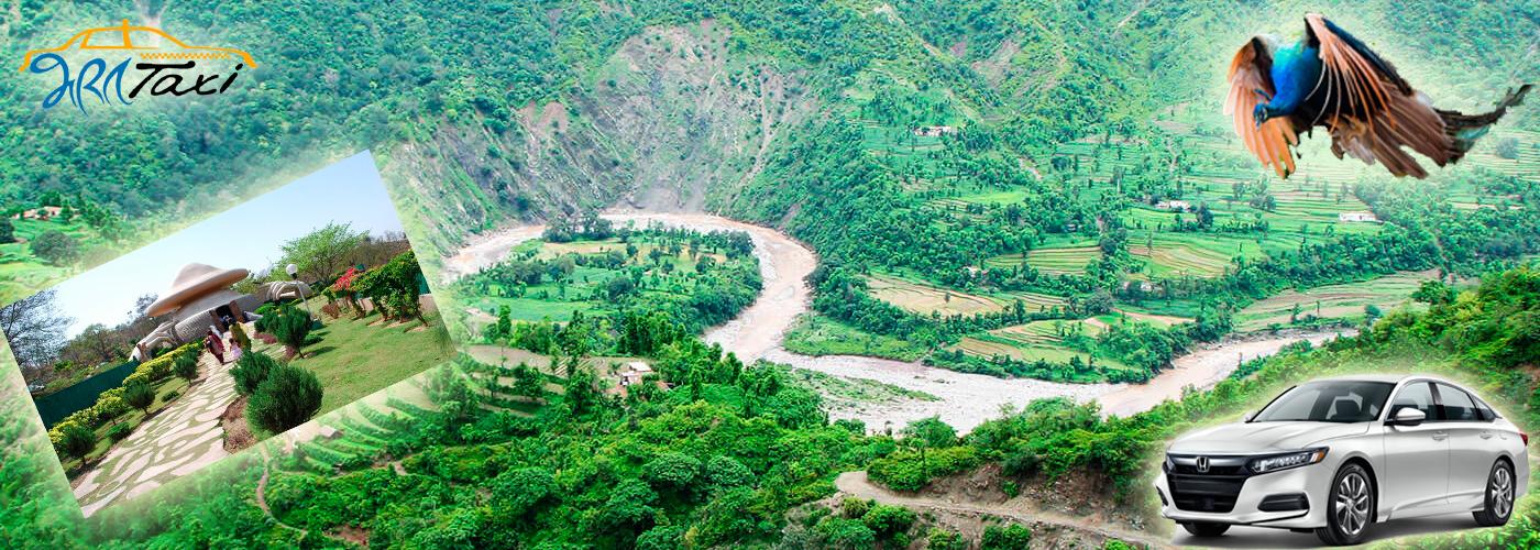 Bharat Taxi Morni Hills