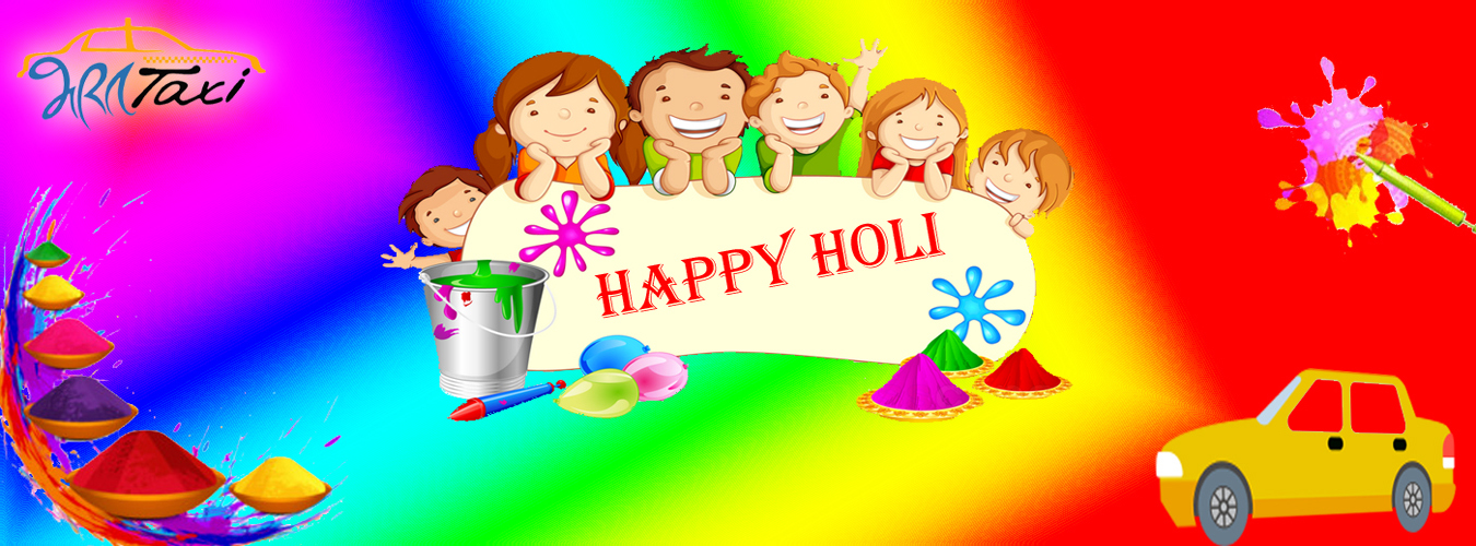 Holi Festival With Car Rentals in India