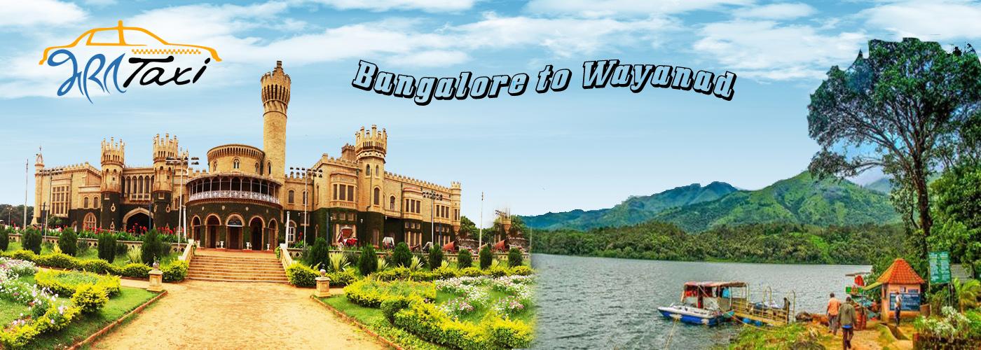 Bharat Taxi Bangalore to Wayanad