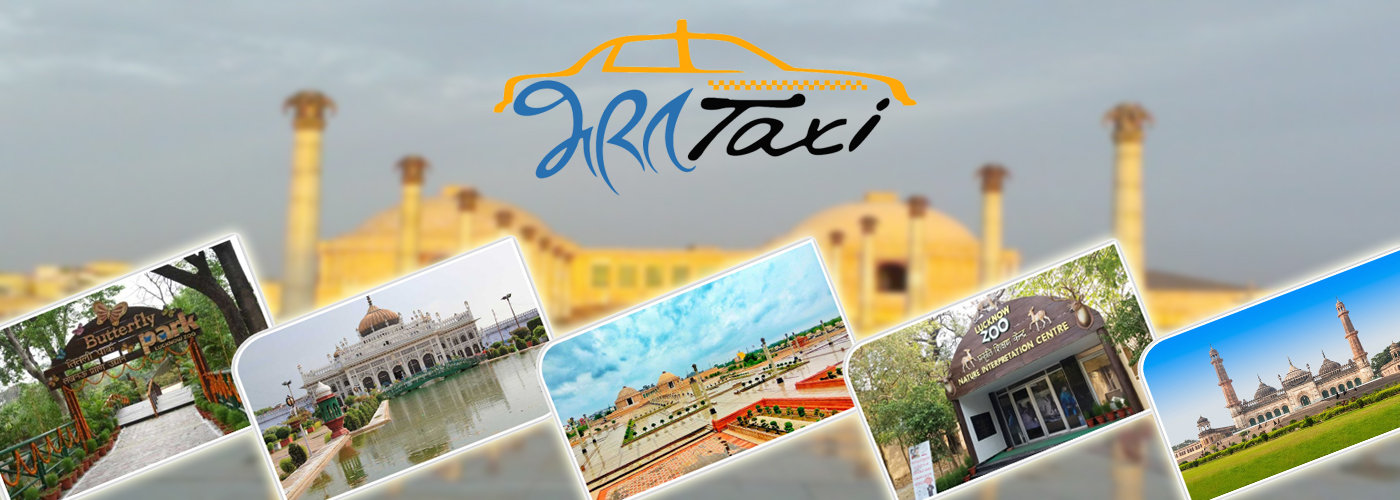 Car on Rent in Lucknow - Bharat Taxi Lucknow