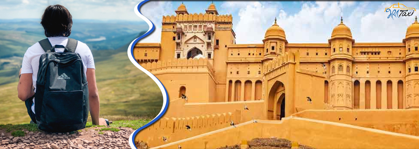 Jaipur Sightseeing Taxi Service for Visiting Local Places- Amer Fort