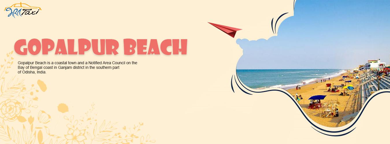 Top Beaches Near Bhubaneswar by Car Rentals with Gopalpur Beach- Bharat Taxi