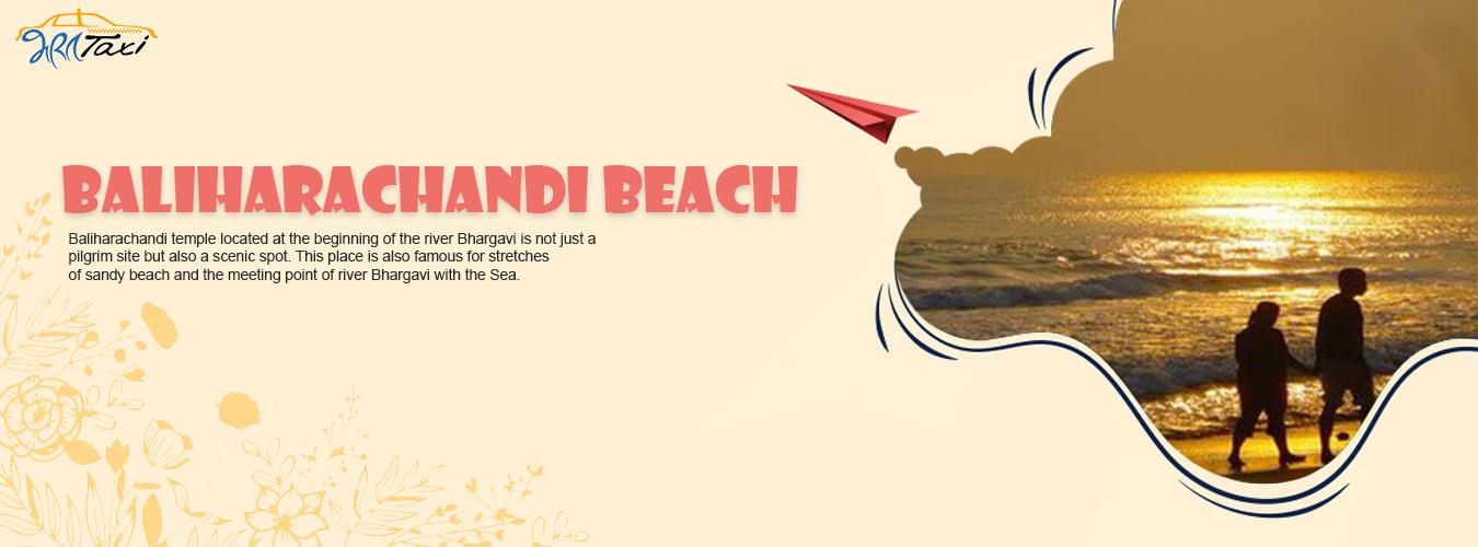 Baliharachandi Beach- Bharat Taxi