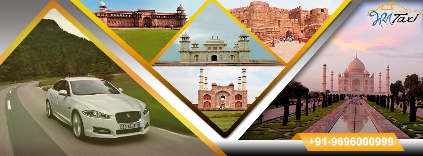 Agra City Sightseeing Tour by Car Rental Services - Bharat Taxi