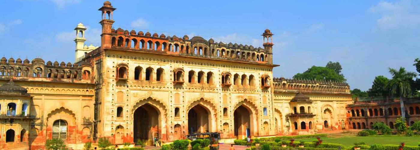 Bara Imambara Lucknow - Bharat Taxi