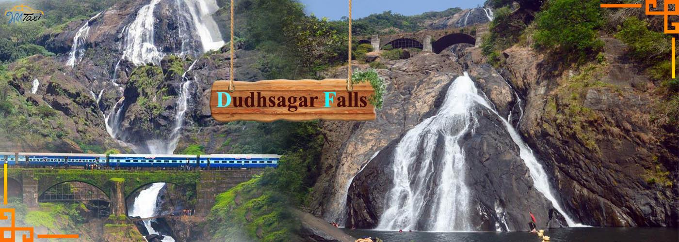 One Day Trip in Goa- Dudhsagar Falls- Bharat Taxi