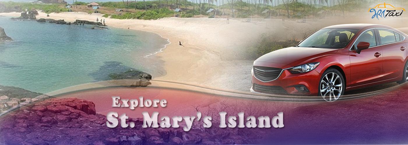 St. Mary's Island- Bharat Taxi