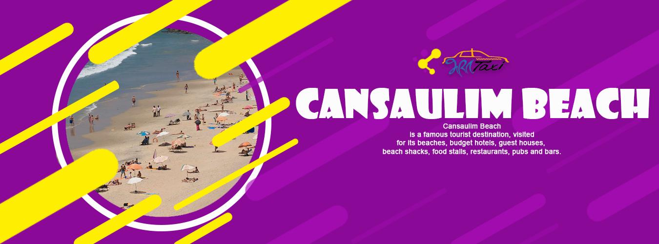 Cansaulim Beach- Bharat Taxi