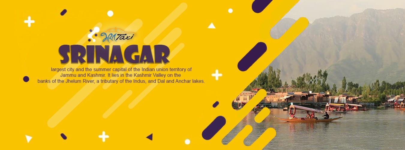 Srinagar - Bharat Taxi Blog