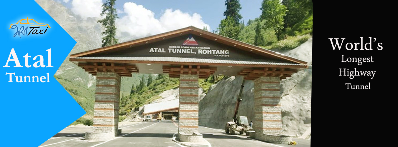 Atal Tunnel: The Longest Highway Tunnel in the World