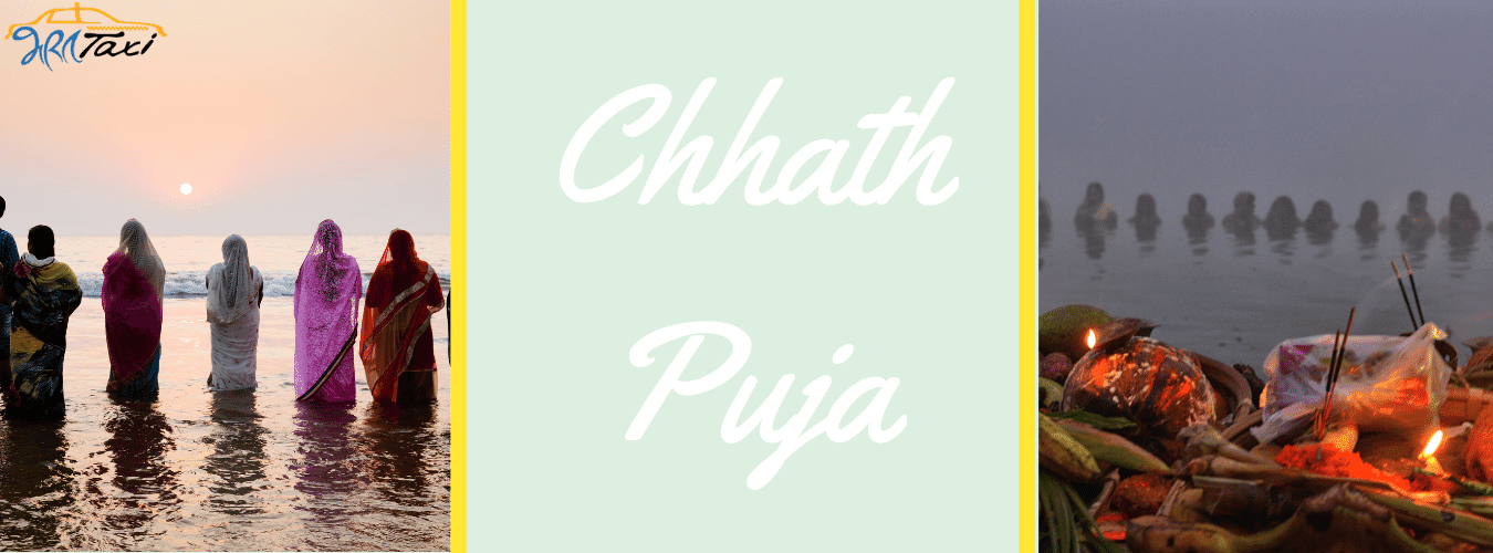 Chhath Puja & Vrat in India- Bharat Taxi